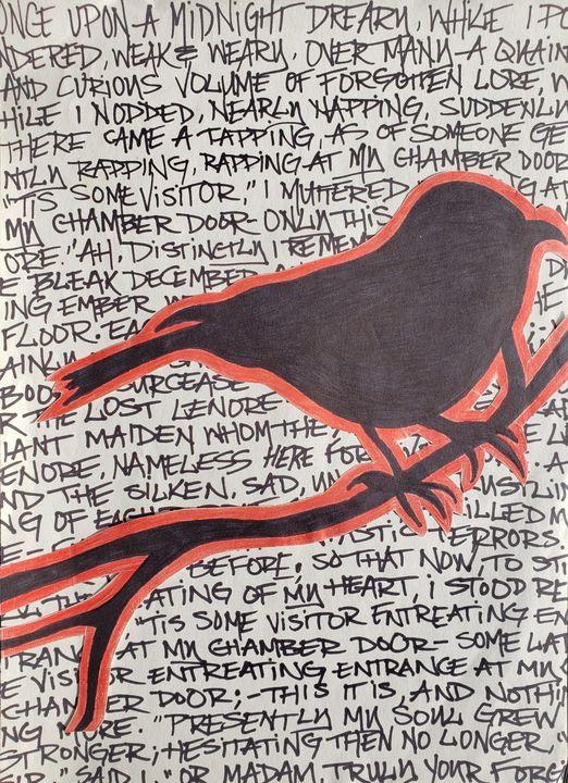 A Take on The Raven - JK Massaro