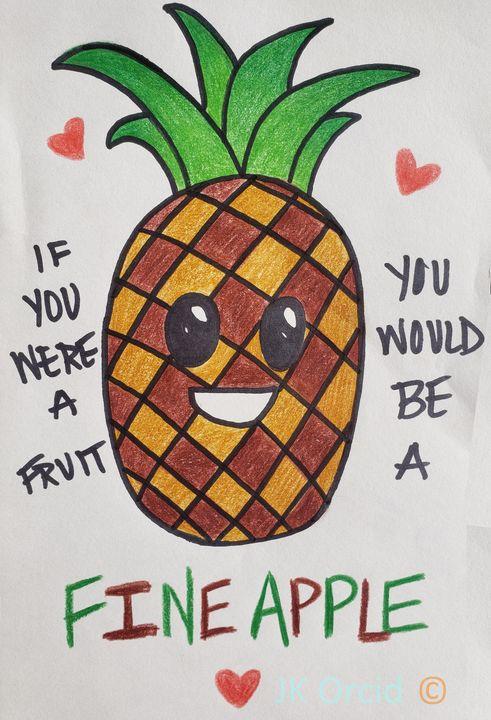 Fine Apple - JK Massaro