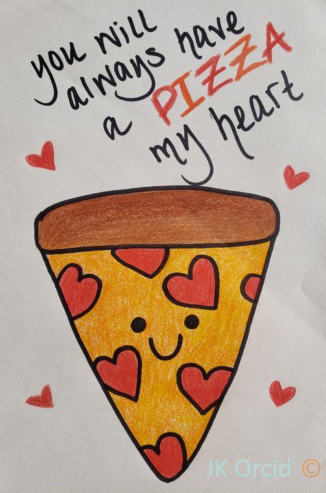 Pizza my Heart - JK Massaro