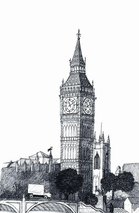 Big Ben - Morta Griskeviciute