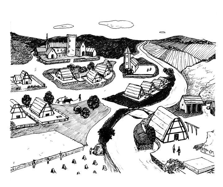 Ancient City - Morta Griskeviciute