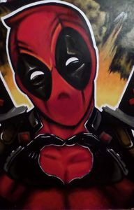 DEADPOOL LOVES YOU