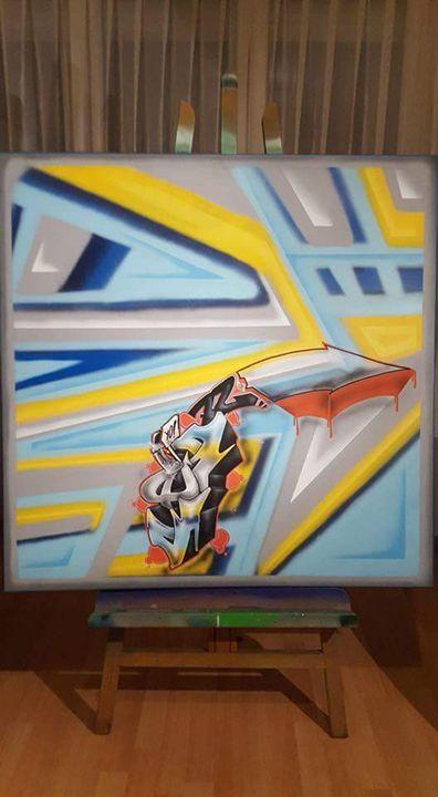 Sez72 - SEZ72 GRAFFITI ARTIST