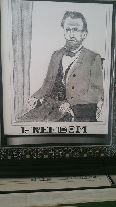 LET'S FREEDOM RING! - AKAlphonse
