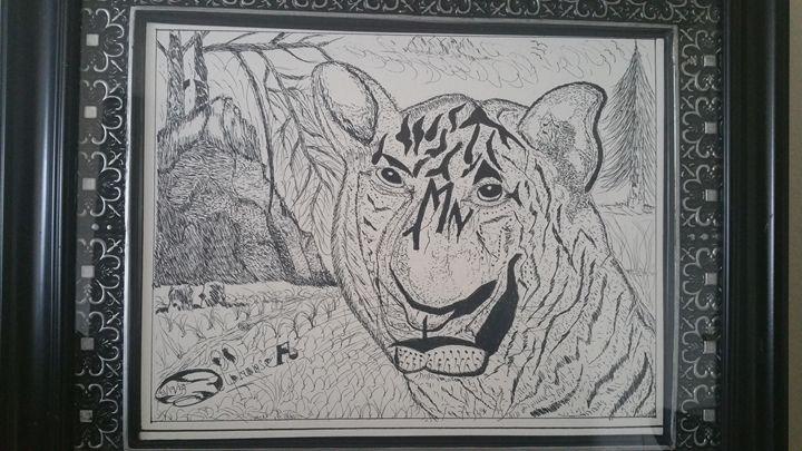 TIGER - AKAlphonse