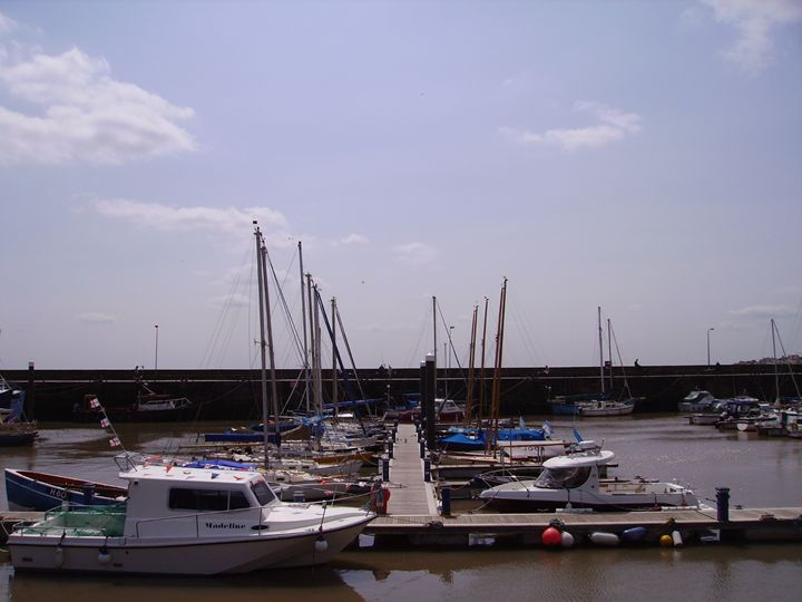 Bridlington Harbour 2 - jtm