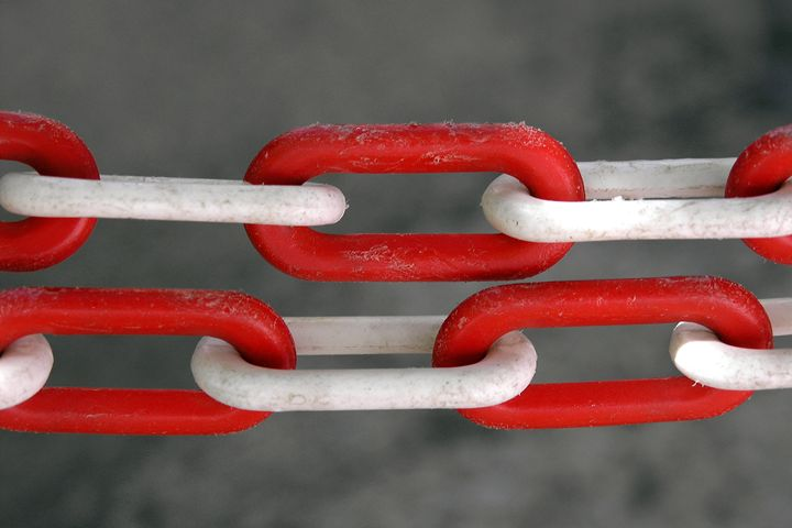 Chain - forwallandsoul