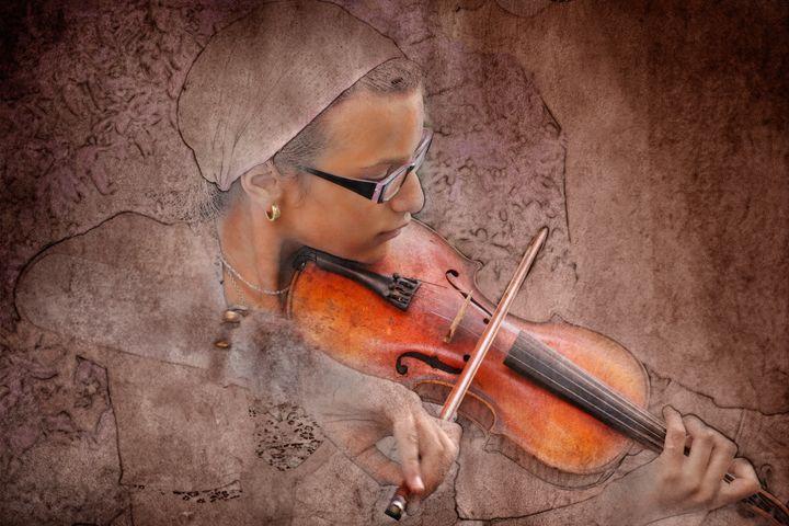 Violin - forwallandsoul