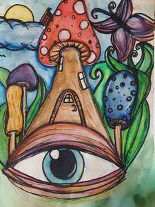 Eye am always watching