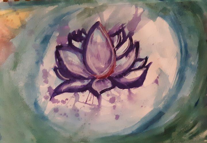 Lotus - Eccentric Jayde's Creations