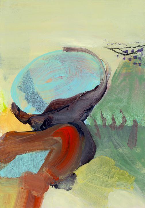 autumnal goodness - The Mona Isa art