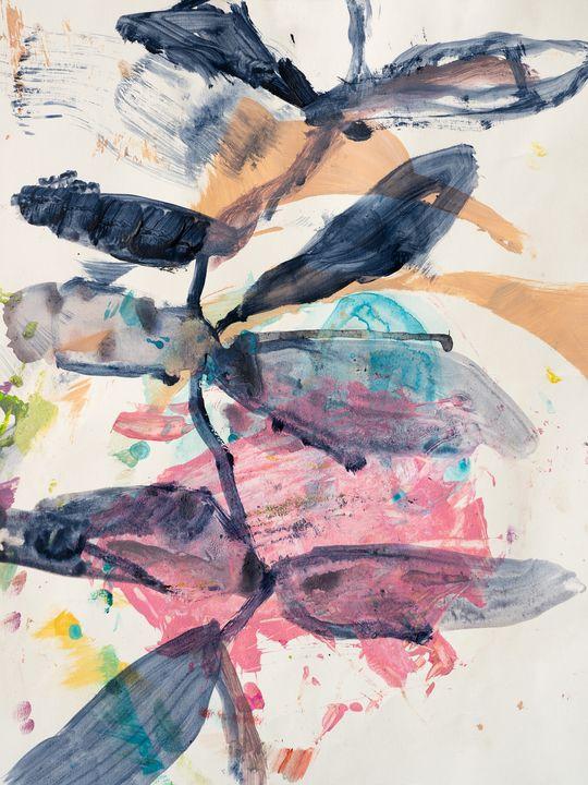 The growing little twig - The Mona Isa art