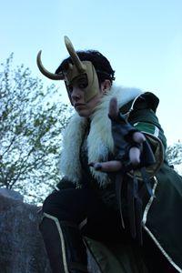 Agent of Asgard Loki