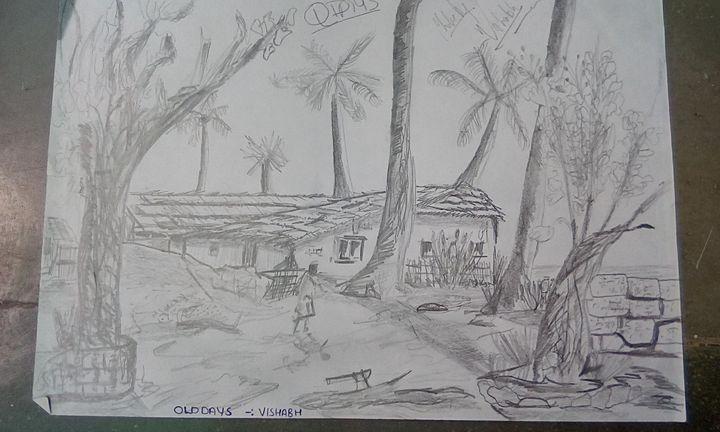 Oldays - Vishabh painter