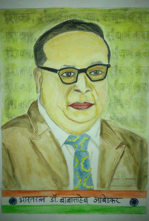 Dr. Babasaheb Ambedkar - Kiran Kamble