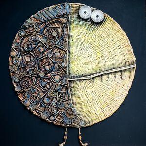 """3D Art """"Ancient Fish"""" - Alexa G."""