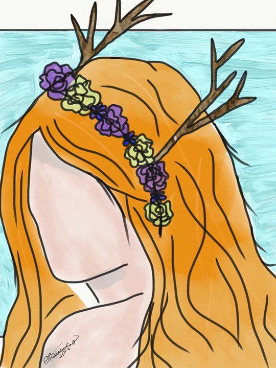 Forest Goddess - AsgardsThunder