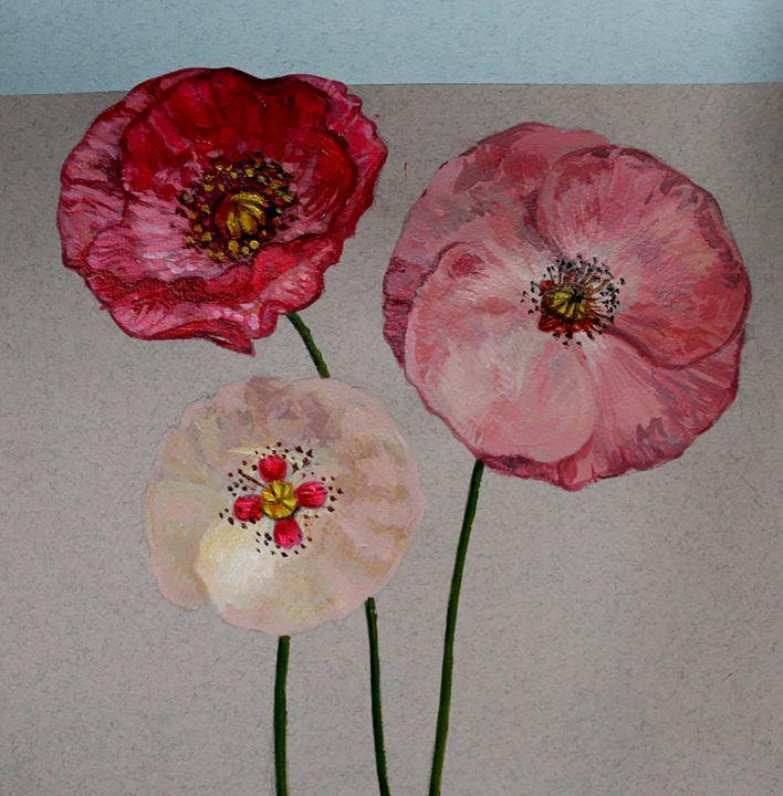 flowers - tamagoshi