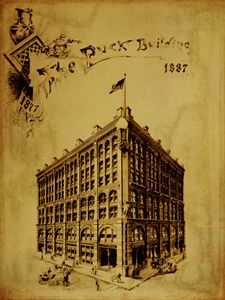 The Puck Building - Pine Singer Photographic Art
