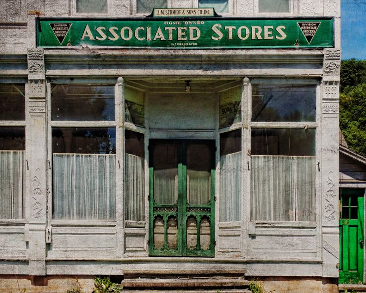 Associated Stores - Pine Singer Photographic Art