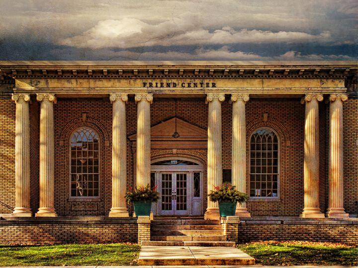 Hunt Memorial Building Ellenville NY - Pine Singer Photographic Art