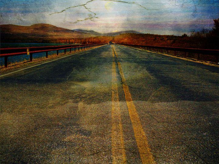 Stroll Across the Ashokan Reservoir - Pine Singer Photographic Art