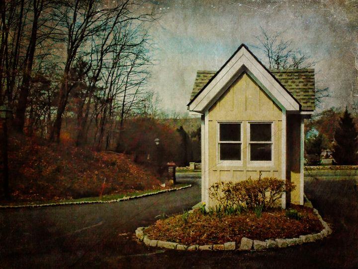 Springside Gatehouse - Pine Singer Photographic Art