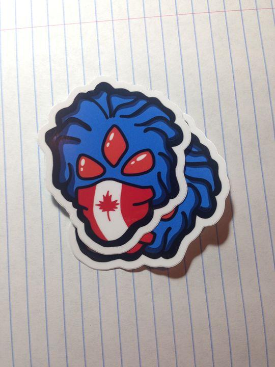 Canada Bandana - Maverick the Artist