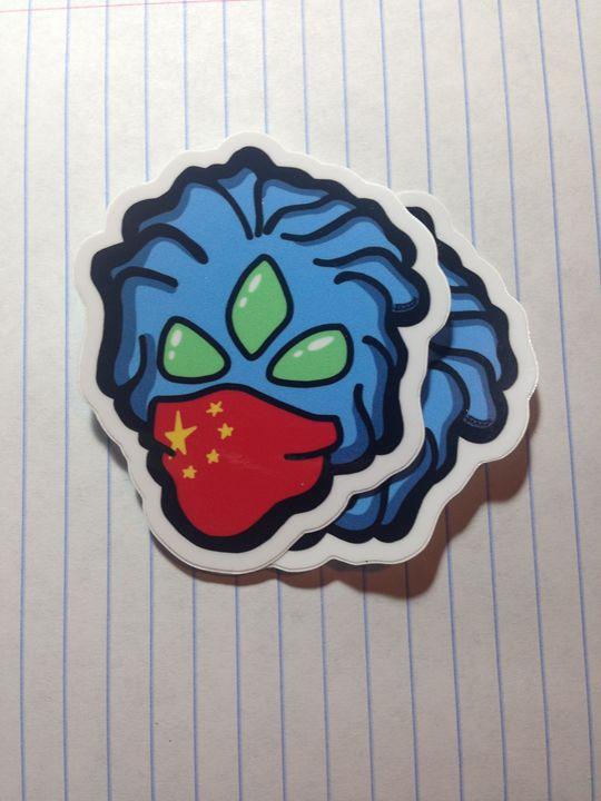 China Bandana - Maverick the Artist