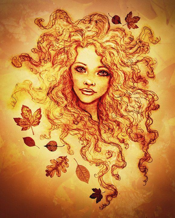 Autumn Bliss - CLE Art