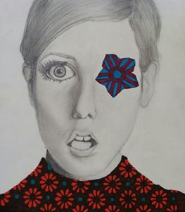Twiggy on acid