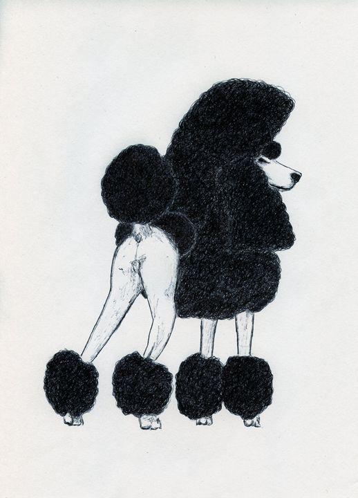 Poodle Behind - Nian
