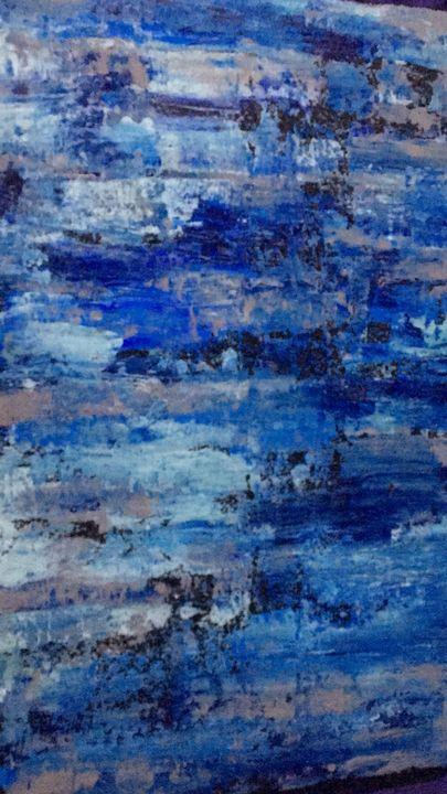 Blue Hue - Beena Sohail