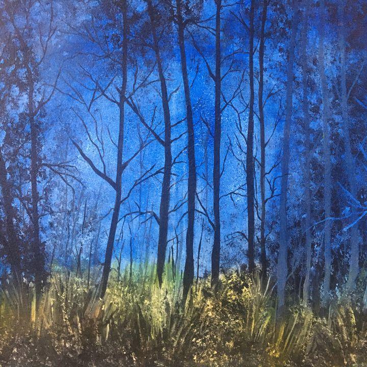 Midnight Forest - Beena Sohail