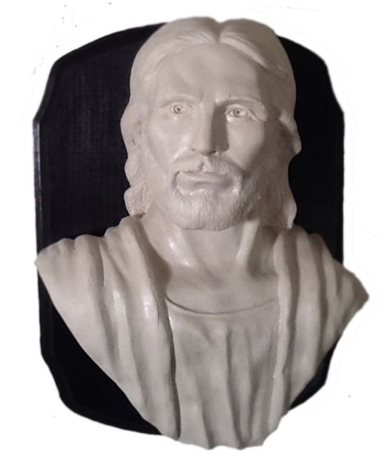 The Savior Wall Plaque - Heavenly Creations