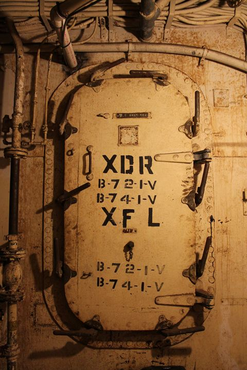 Battleship USS Texas Door I - Photowalker