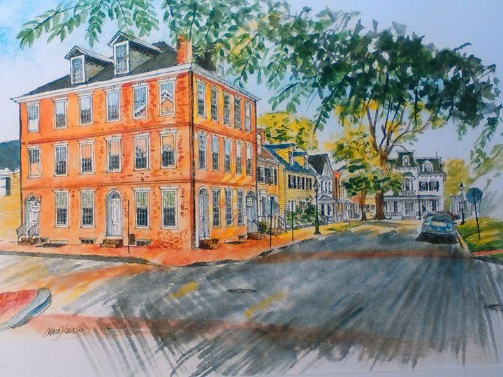 old law firm in Dover Delaware - Hoagland Studio One