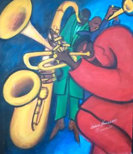 Enormous jazz