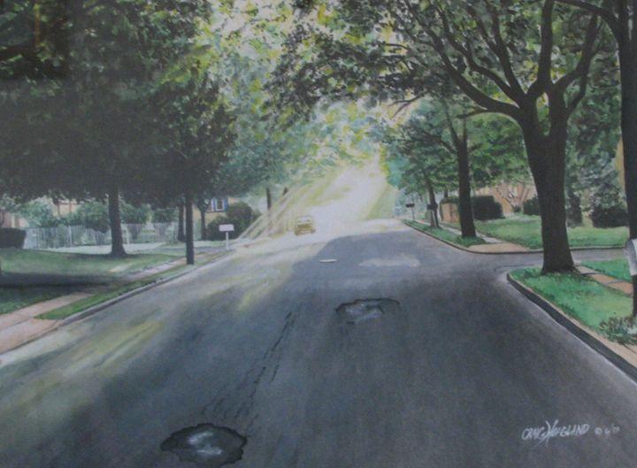 Potholes - Hoagland Studio One