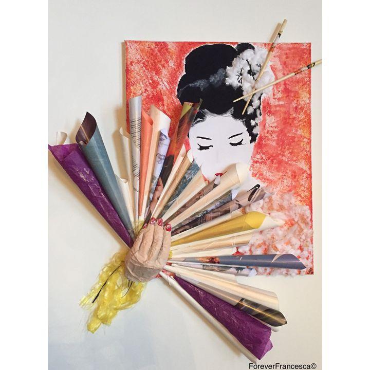 Geisha Girl - Forever Francesca