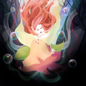 Persephone Falling - Caoilfhionn