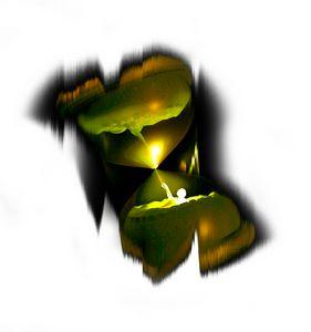 CYBERNETIC WINGS gold green