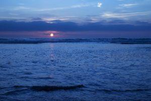 North Torrey Pines Sunset