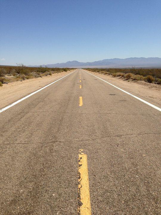 Road to Somewhere - Tim Thompson