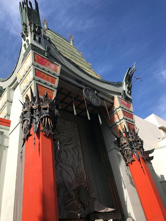 Chinese Theater - Tim Thompson