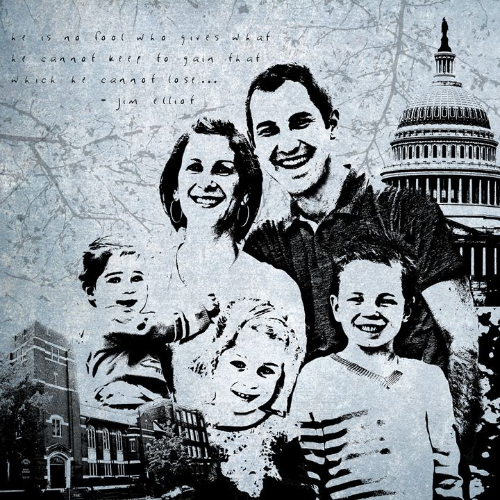 Family in Washington - Shadowline Studio