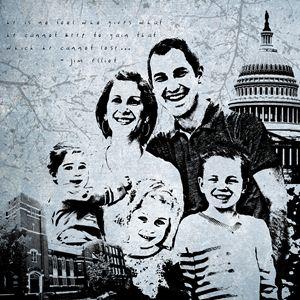 Family in Washington
