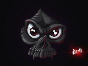 Angry spade