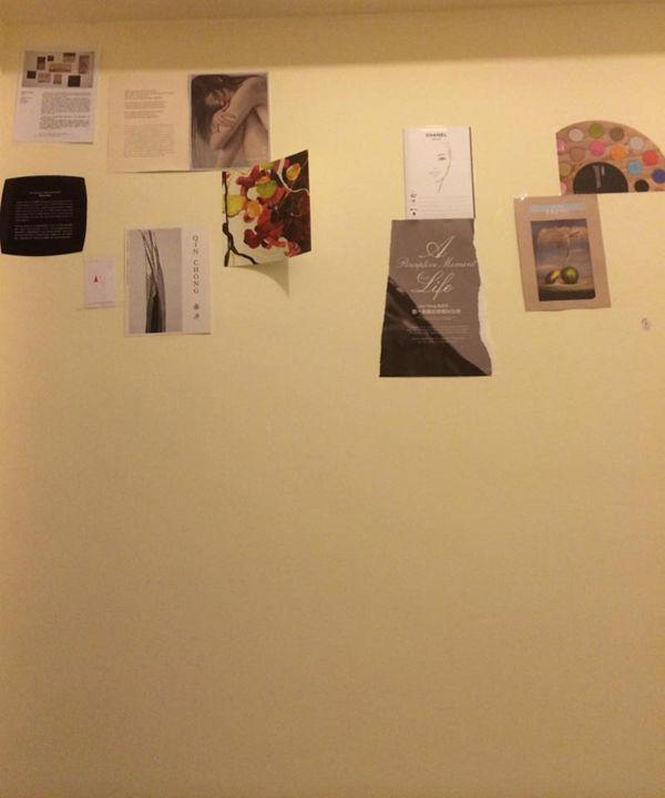 My space wall - Twblyn
