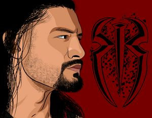 The Big Dog Roman Reigns